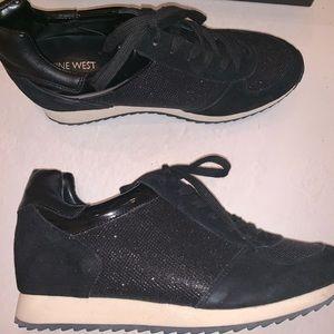 Nine West Black Sneaker